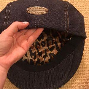 Dolce and gabbana newsboy cap